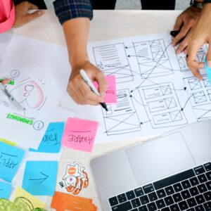 gepersonaliseerde website voor je startende onderneming